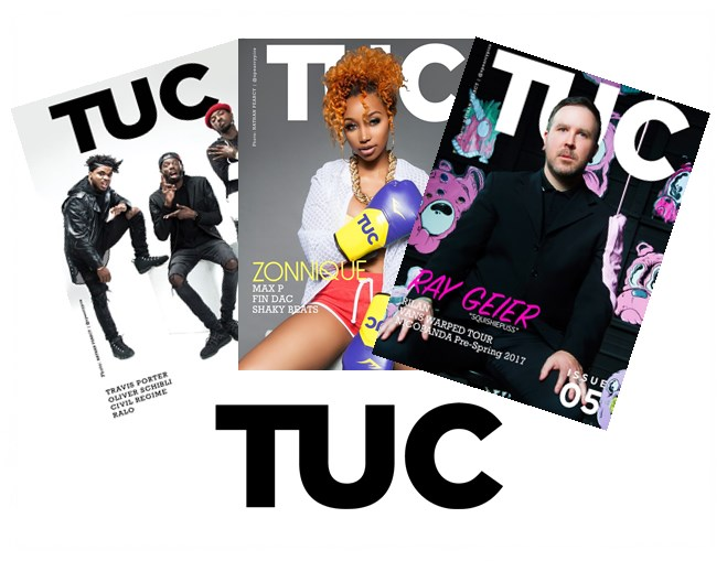TUCMAG ISSUES