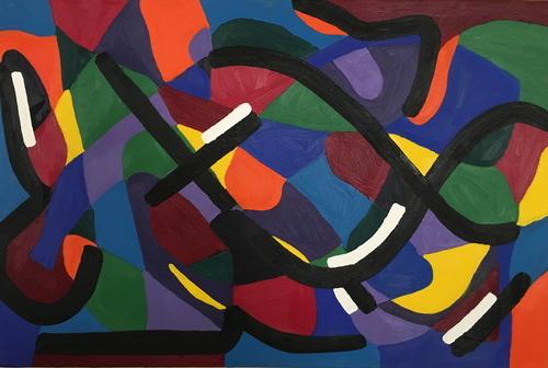 """""""Modern Lines"""" by Victoria Miritello"""