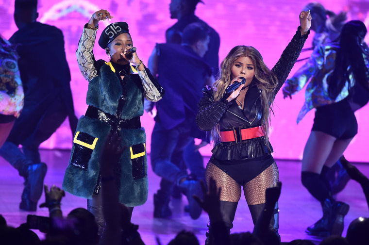 Lil Kim performed some of her classic hits at HHH.