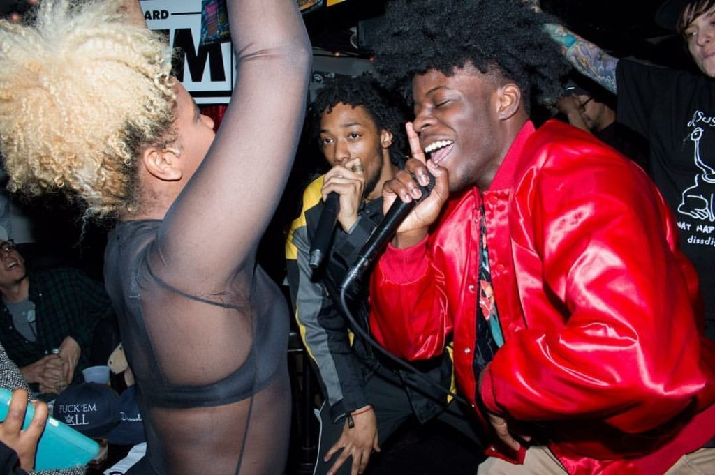 Thutmose performing