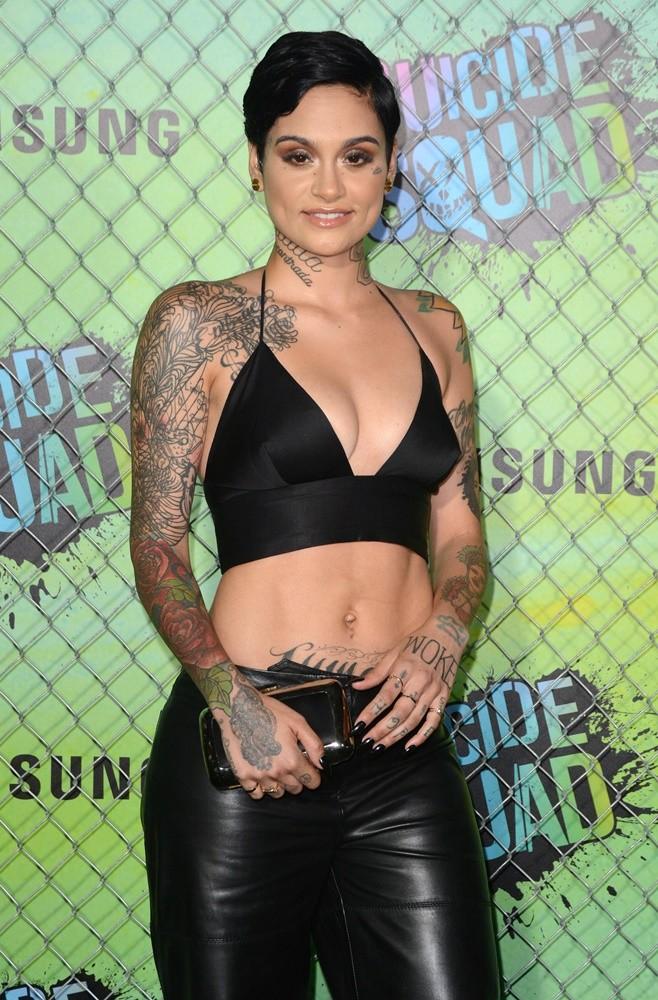 """Suicide Squad"" World Premiere - Red Carpet Arrivals Featuring: Kehlani Where: New York, New York, United States When: 02 Aug 2016 Credit: Ivan Nikolov/WENN.com"
