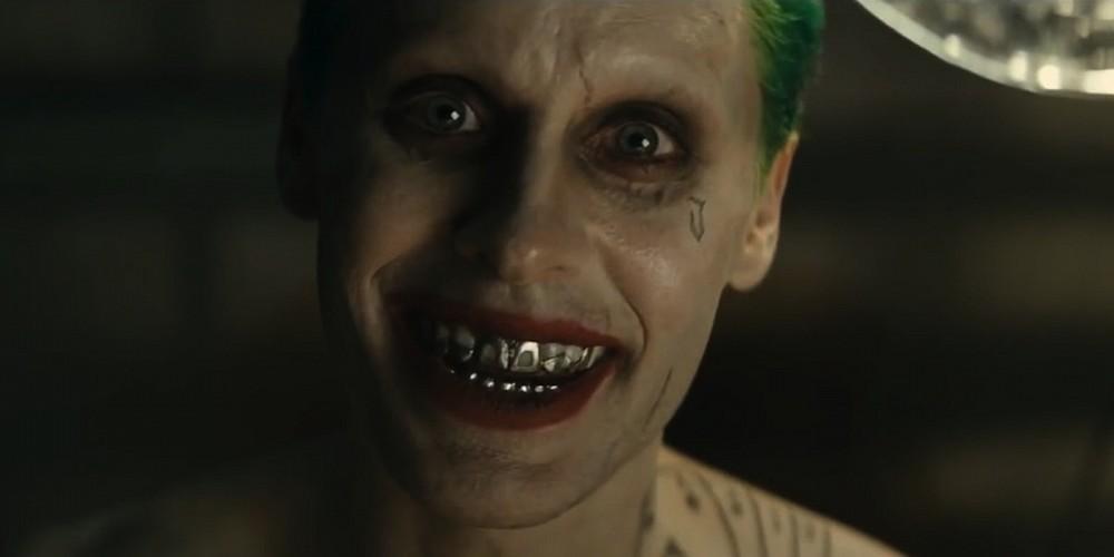 "Jared Leto as The Joker in ""Suicide Squad."" Photo courtesy of Screenrant.com"