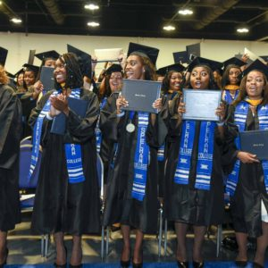A Group of Spelman College Graduates at their commencement Courtesy of (Huffington Post)