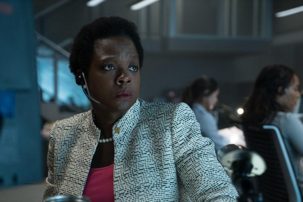 "Viola Davis as Amanda Waller in ""Suicide Squad"" Photo courtesy of Collider"