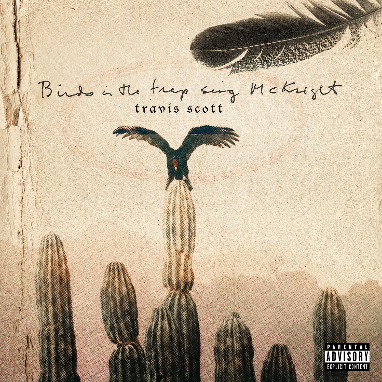 Travis Scott S New Album Birds In The Trap Sing Mcknight