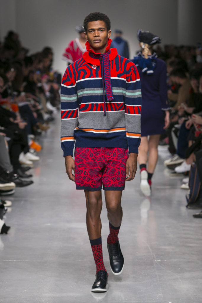 Sibling Menswear Collection Fall Winter 2017 London Collections Man NYTCREDIT: Gio Staiano / NOWFASHION