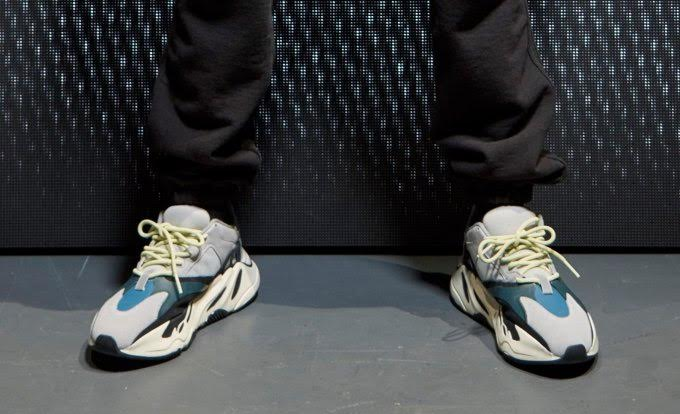 275918aaa32ef Kanye West Releases the Yeezy Runners at the Yeezy Season Show 5 – TUC