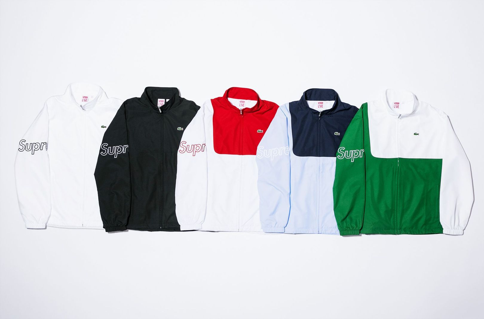 Supreme x Lacoste Spring Summer 2017 Collection – TUC a5ec08108c
