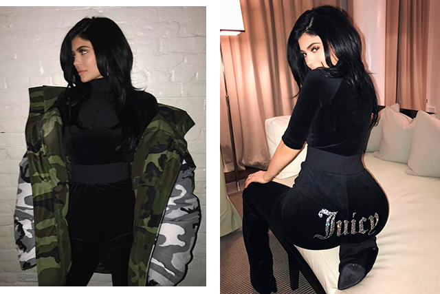 c8d6153a7 Time to pull out those Juicy Tracksuits we thought we'd never see again.  This trend is up and coming, and it'll be a hot item for the ...