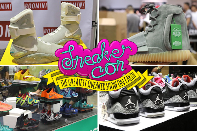 The World Largest Sneaker Event Returns